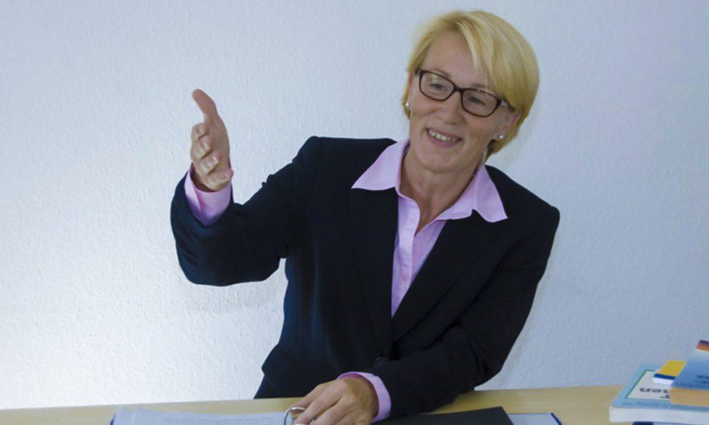 Friederike Möckel Portrait