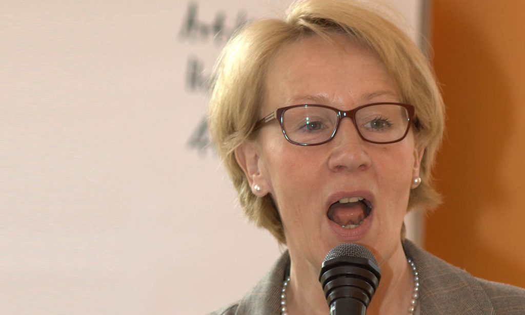 Friederike Möckel Stimme und Sprechen