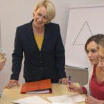 Friederike Möckel Gesprächsführung